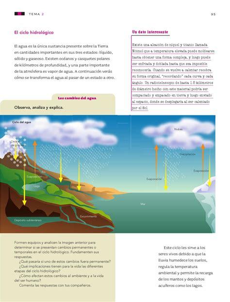 6to grado de ciencias naturales libro de texto ciencias naturales 6to grado by sbasica page 97