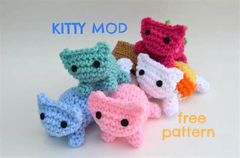amigurumi kitty pattern free kitty mod free cat amigurumi pattern amigurumi patterns
