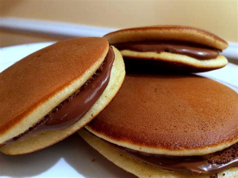 come cucinare i pancakes dorayaki japanese pancake 171 mr aizat