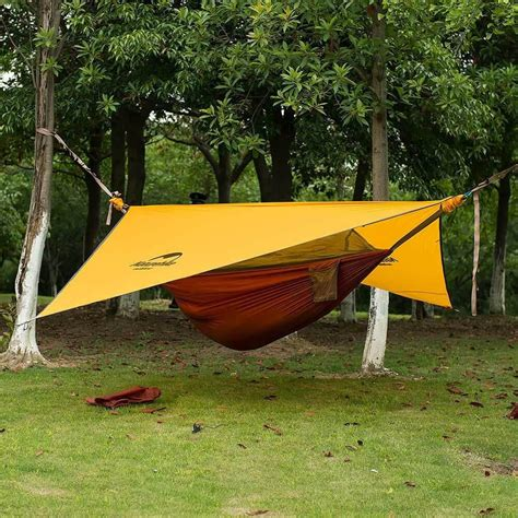 Hammock Tent For 2 by Naturehike Wind Cloud Ultralight One Hammock Tent