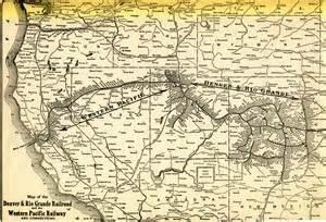 railroad map of colorado weld county colorado genweb project maps