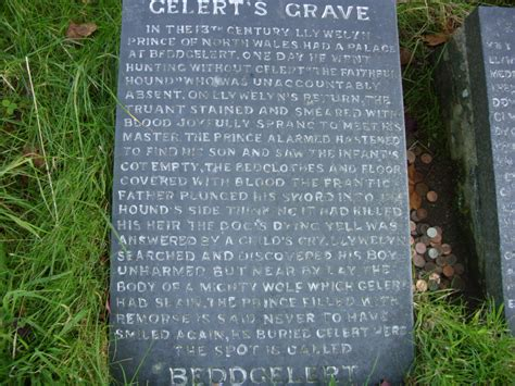 Atmospheric Amp Haunted Places Gelert S Grave