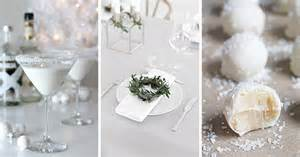 All White Decor decor and food ideas for an all white party contemporist