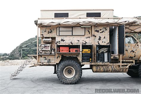 survival truck diy trucks and the o jays on