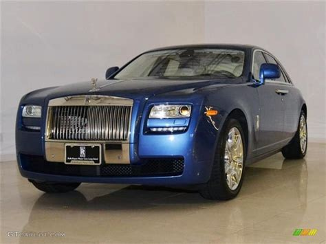 rolls royce light blue 2011 metropolitan blue rolls royce ghost 60110615 photo