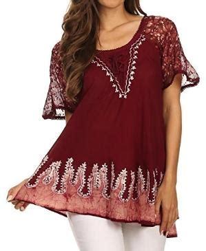 Fit Me Up Liana Batik by Cora De Adamich Blouse Dress