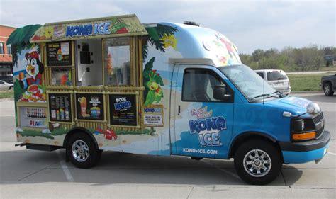 kona ice shaved ice treats services    lincoln