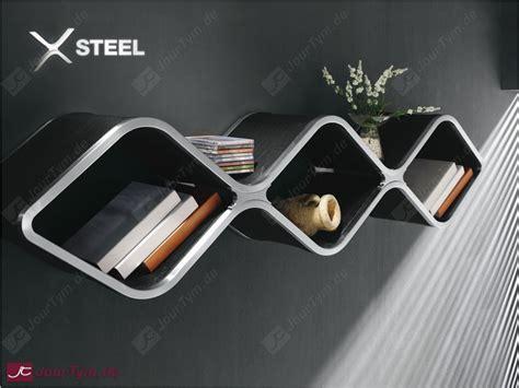 regal edelstahl design regal xsteel jt01n11c edelstahl batyline schwarz
