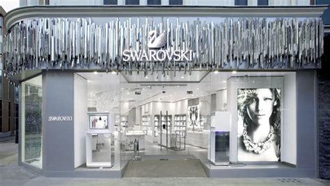 an exclusive swarovski jewellery line in beijing