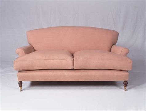 george sherlock sofa 10 easy pieces the pink sofa remodelista