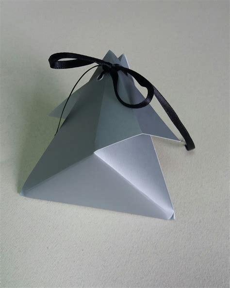 Origami Mat - origami kutija quot siva mat quot kutijice