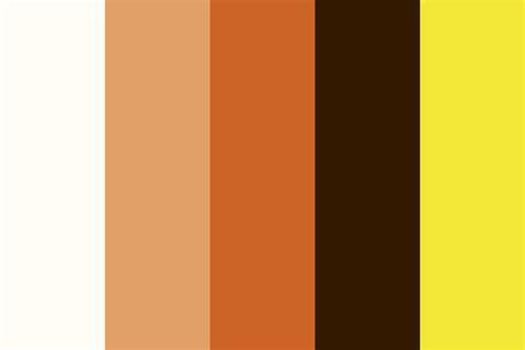 tiger colors eye of the tiger color palette