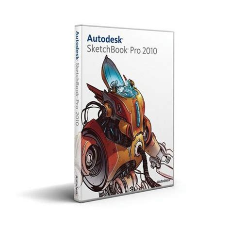 Buy Autodesk Sketchbook Pro 2011 With Sp3 For