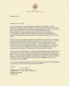 letter of recommendation leadership best template collection