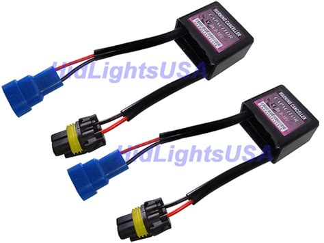 hid canceller capacitor ebay pair gp thunder warning error canceller decoder capacitor anti flicket hid light ebay