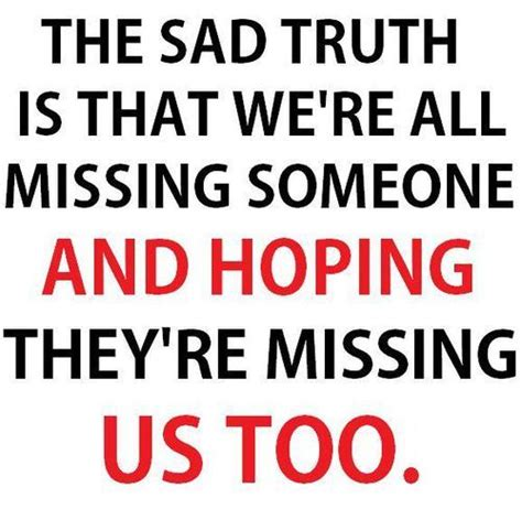 quotes on missing someone quotes about missing someone quotesgram