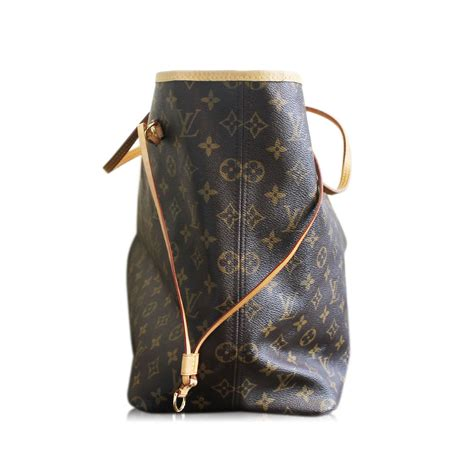 Are Louis Vuitton Bags Handmade - authentic louis vuitton monogram neverfull gm tote bag