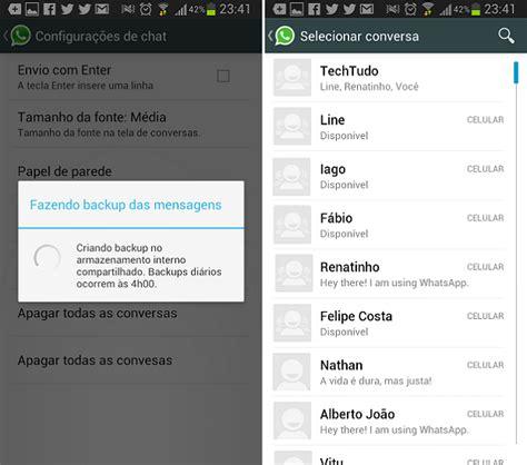tutorial whatsapp php tutorial como configurar suas preferncias de bate papo no
