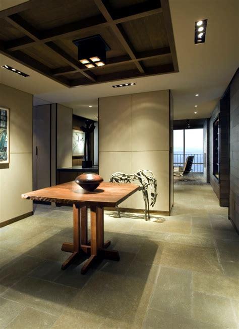 suspended ceiling ideas wood design contemporary