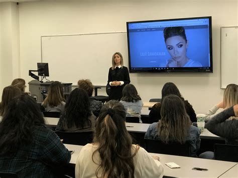 Woodbury Mba Curriculum by Alumna Lilit Caradanian Presents Entrepreneur Lecture At