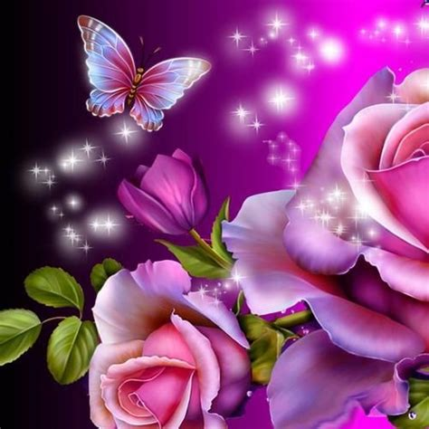 butterfly magic   wallpaper  android butterfly