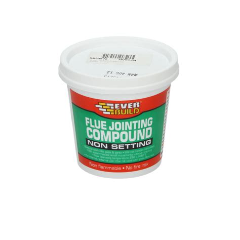 Jointing Compound Plumbing flue jointing compound 500gm fjc