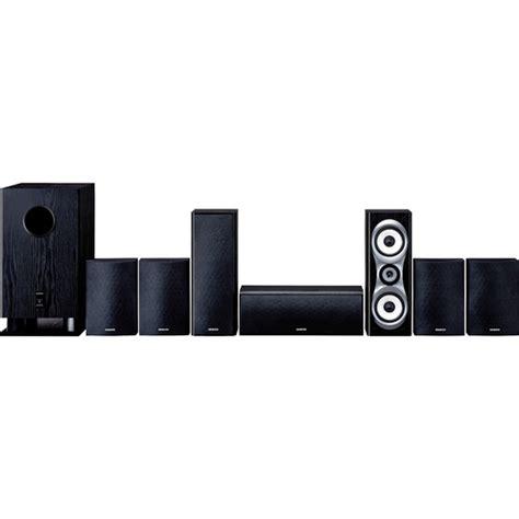 onkyo sks ht  home theater surround sound system sks
