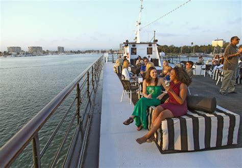 dinner on a boat marina del rey hornblower marina del rey dinner cruise marina del rey ca