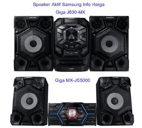 Speaker Aktif Samsung speaker aktif samsung giga sound system paling keren