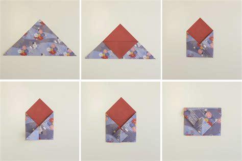 busta da lettere origami facilissimi diy busta da lettere fabulousity