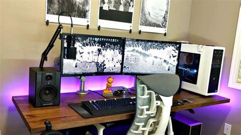 ikea gaming desk ikea desk gaming setup hostgarcia