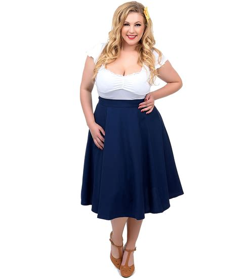 plus size swing skirt 12 plus size skirts to wear to all your holiday parties