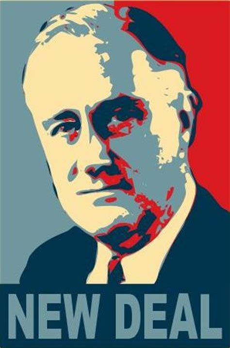 franklin d. roosevelt and the new deal | a thematic