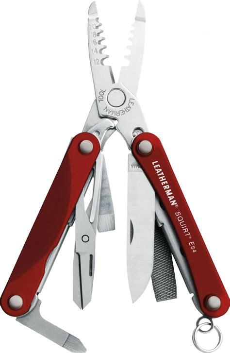 electricians multi tool leatherman es4 keychain electrician s mini multi