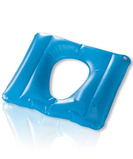 cuscini ad acqua cuscino antidecubito ad acqua con foro 43x48 sanitaria