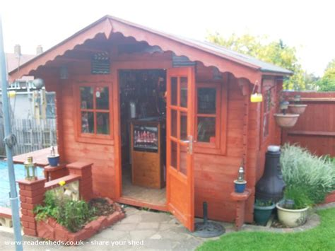 Garden Shed Pub by Kelana Power To Outdoor Shed Diy