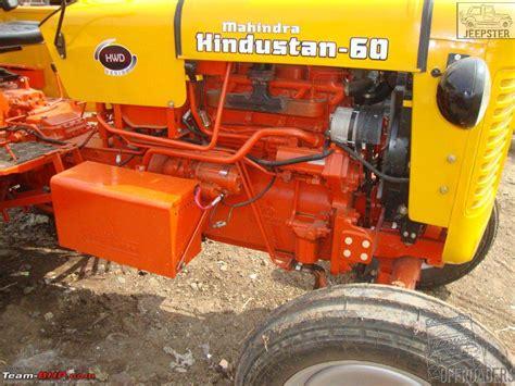 mahindra gujarat tractors hindustan tractor relaunched by mahindra gujarat