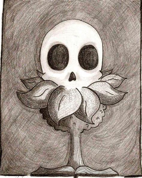 imagenes dibujos a lapiz tumblr dibujo de calavera tumblr