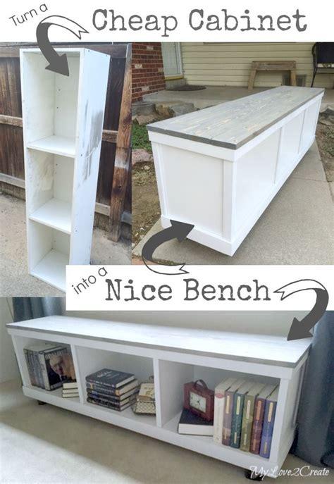 make a storage bench 25 best ideas about padded bench on pinterest storage