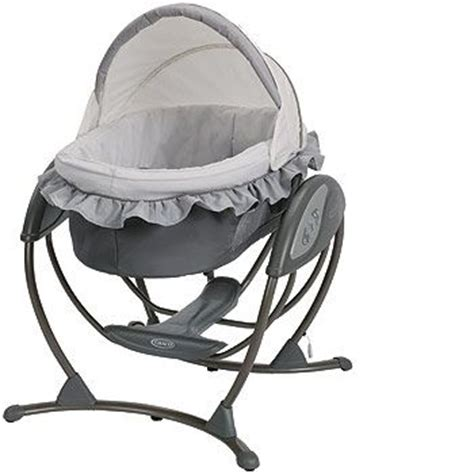 baby bassinet swing bassinet bouncer swing graco soothing systems glider