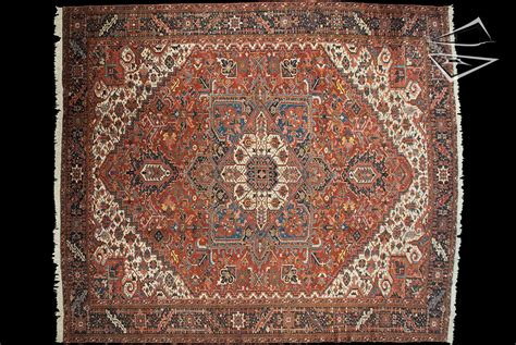 Rug 12 X 14 by Bakshaish Square Rug 12 X 14