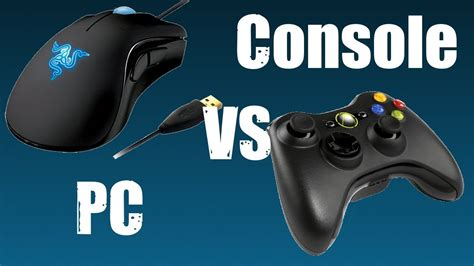 next console vs pc pc gaming vs console gaming advantages and disadvantages