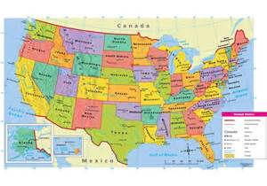 map of the united states search school