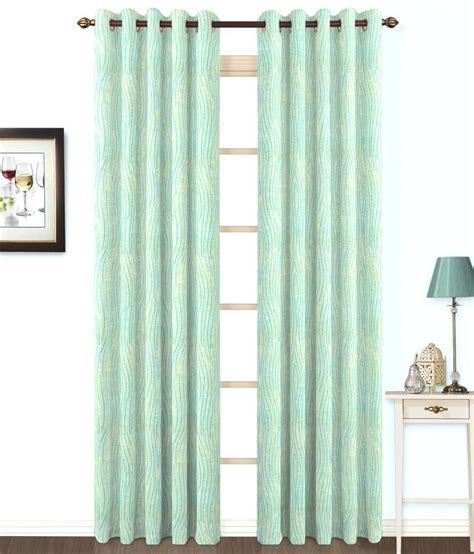 blue eyelet curtains skipper blue contemporary cotton eyelet curtain buy