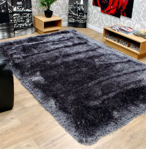 Where To Buy Quality Rugs by New Thick Shaggy Shag Pile Soft Touch Designer