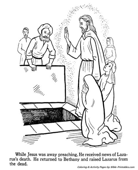 coloring pages jesus raising widow s shower of roses the jesus tree daily readings and
