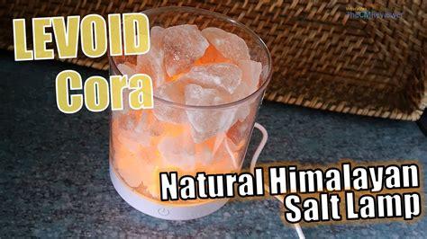 levoit cora himalayan salt l levoit cora natural himalayan salt l kristall le