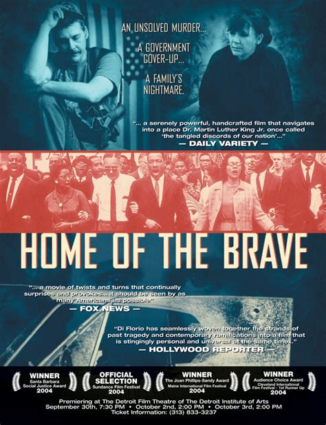home of the brave international documentary