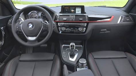 Bmw 1er 2017 Interior by Dimensions Bmw 1 2017 Coffre Et Int 233 Rieur