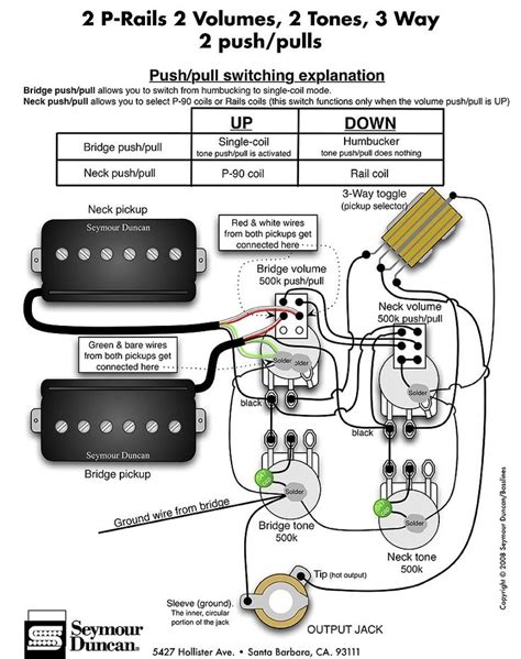 3 les paul wiring diagram 32 wiring diagram